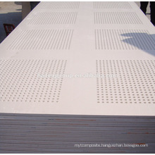 Waterproof Gypsum Board /Acoustic Perforated Gypsum Board/Waterproof Drywall Gypsum Board